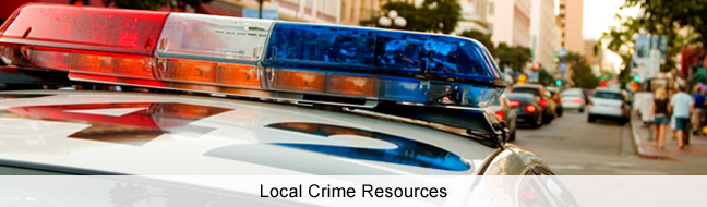 Crime Fighting Resources